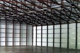 Light Frame Steel Garage Kit