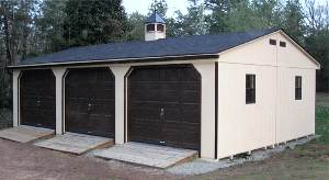 modular garages exploring options in pre built garages