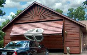 Bifold Garage Doors