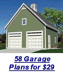 58 Garage Building Plans