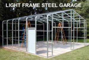 metal garage kits - Metal Picture Frame Kits