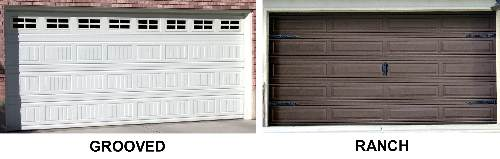 Martin Garage Doors - Steel