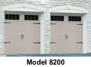 Wayne-Dalton Garage Door 8200