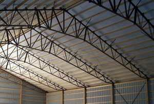 Open Web Trusses