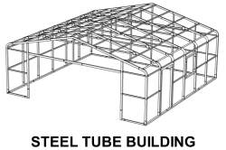Steel Tube Buildings