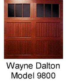 Wayne Dalton Fiberglass Garage Door