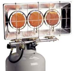 portable propane heaters