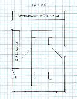 Single Car Garage Plans