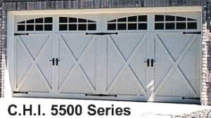 C.H.I. Fiberglass Garage Doors