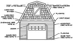 garage barn plans
