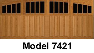 Wayne Dalton Garage Door 7421
