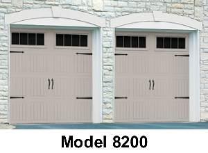 Wayne-Dalton Garage Door 8200