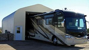 Rv Garage Plans Guide To Rv Garages And Motorhome Garage