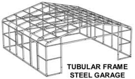 steel tube buildings