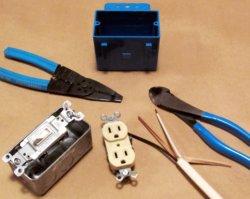 wiring a garage