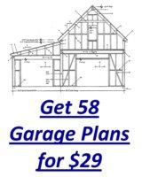 58 Garage Building Plans