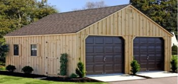 prefabricated garage kits