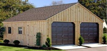 Perfect Prefabricated Garage Kits