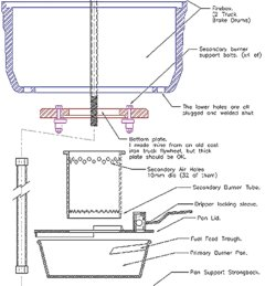 Waste Oil Heater Plans | Resource Guide For Building a Used Oil Heater